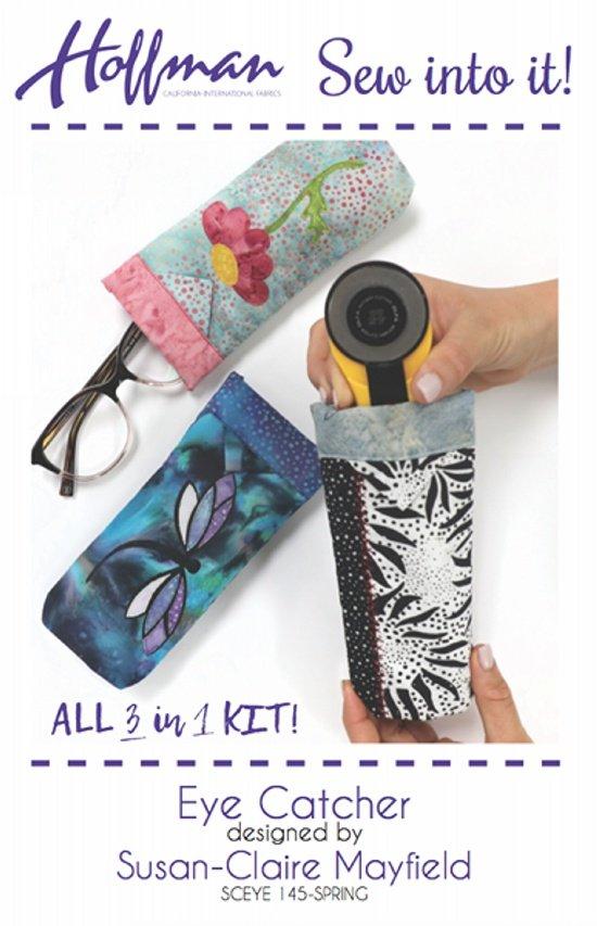 Hoffman Fabrics - Susan Claire Eye Catcher Sunglass Kit SCEYE-145