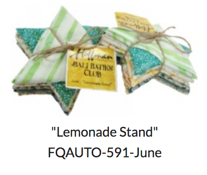 FQ Auto 591-June - Lemonade Stand