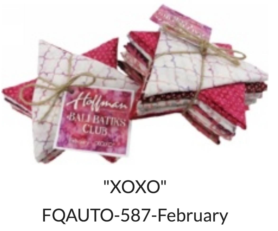 FQ Auto 587-February XOXO