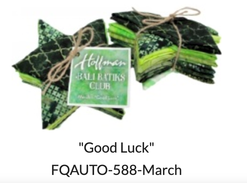 FQ Auto 588-March Good Luck