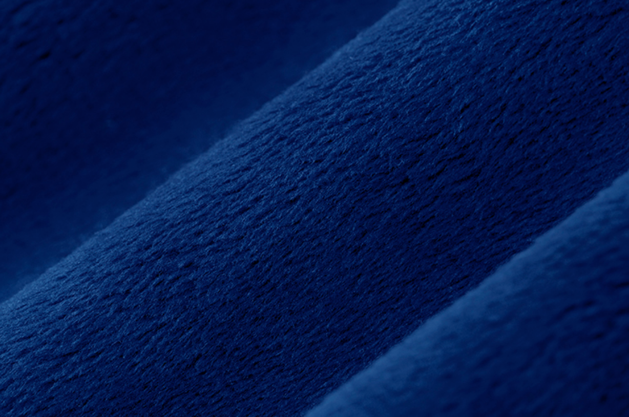 Shannon Fabrics - Solid Cuddle 3 Extra Wide 88/90 Royal Blue