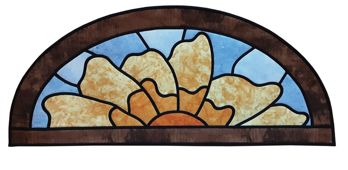 Autumn Bloom by Green Glass Designs