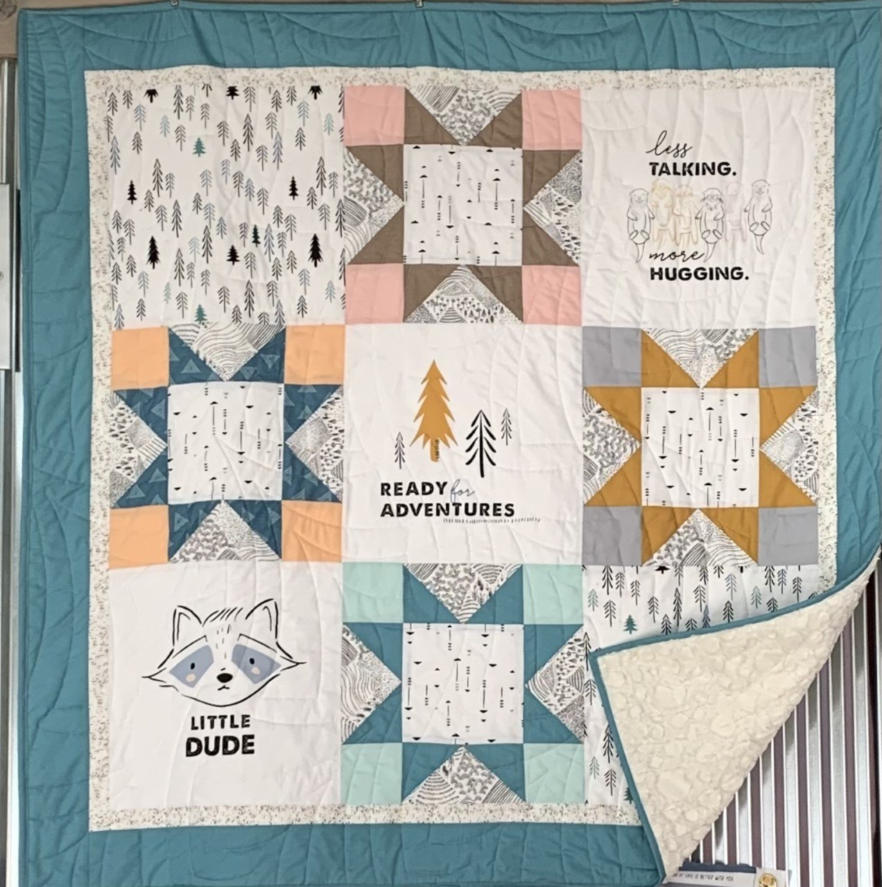 Starry Lullaby - fabric kit