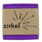 Magnetic Pin Organizer Purple - Zirkel