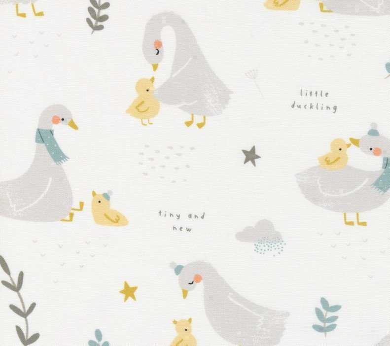 Little Ducklings Little Ducklings White