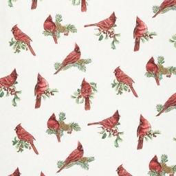 Winter Elegance  Winter Cardinals Natural