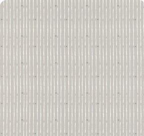 Little Ducklings Broken Star Stripe Warm Grey