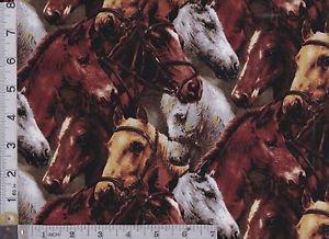 SPX Fabrics World of Horses
