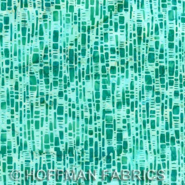 Hoffman Fabrics Bali Cork Batiks Aruba
