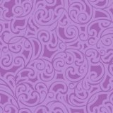 EBi Fabrics Leisurely Scrolls Hot Pink