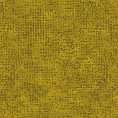 Andover Fabrics Tic Tac  Golden Yellow