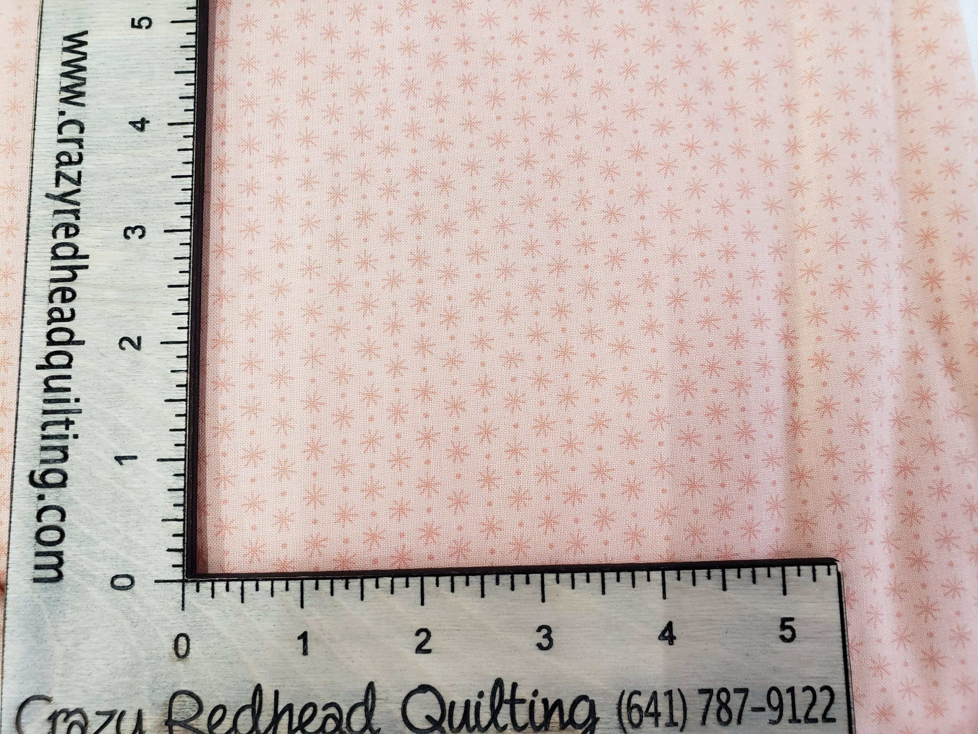 Andover Fabrics Guising By Lizzy House Peach #5703