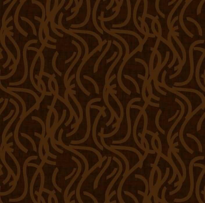 Studio E Noodle Doodle 108 inch Wide Back Brown