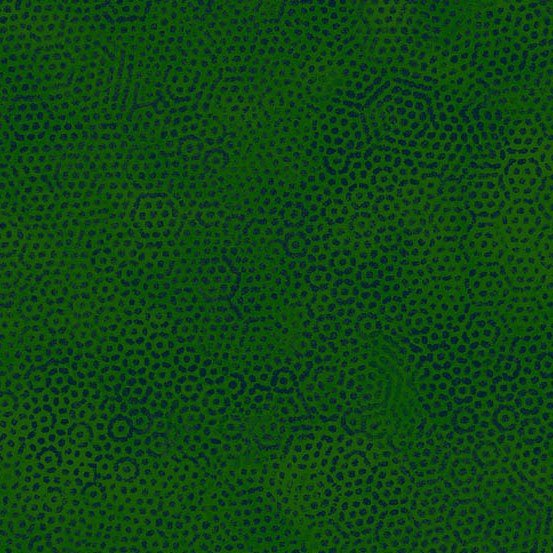 Andover Dimples 108 Inch Wide Back Drk. Green #8408-H
