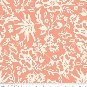 Apricot & Persimmon by Riley Blake C4901 Pink