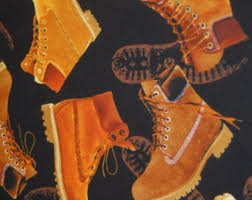 Kanvas Studio Man Cave II Work Boots