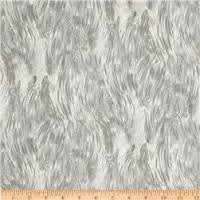 Exclusively Quilters Koala Bears Gray White
