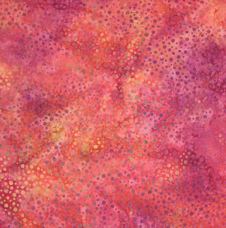 Hoffman Fabrics Autumn Batik