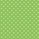 Henry Glass Green Dots