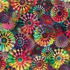 Hoffman Crystalia Rainbow Multi Colors