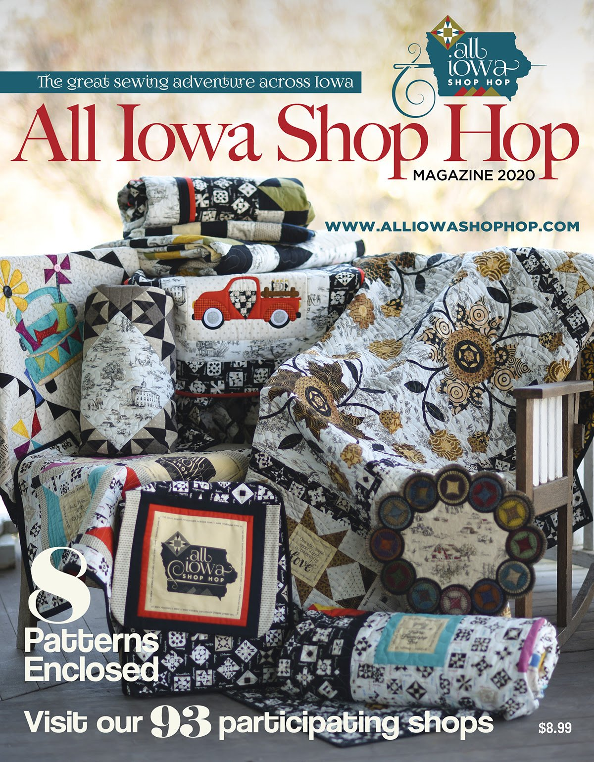 Iowa Shop Hop Magazine