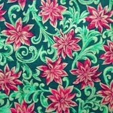 Paintbrush Studio Glistening Metallics III Poinsetta Green