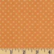 Henry Glass Orange Dots