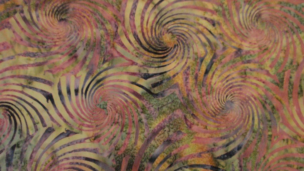Hoffman Fabrics Plum Purple Gray
