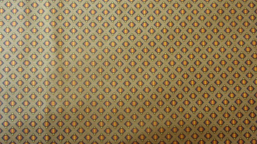Andover Fabrics Brown/Orange Jo Morton