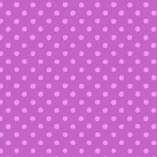 Henry Glass Purple Dots