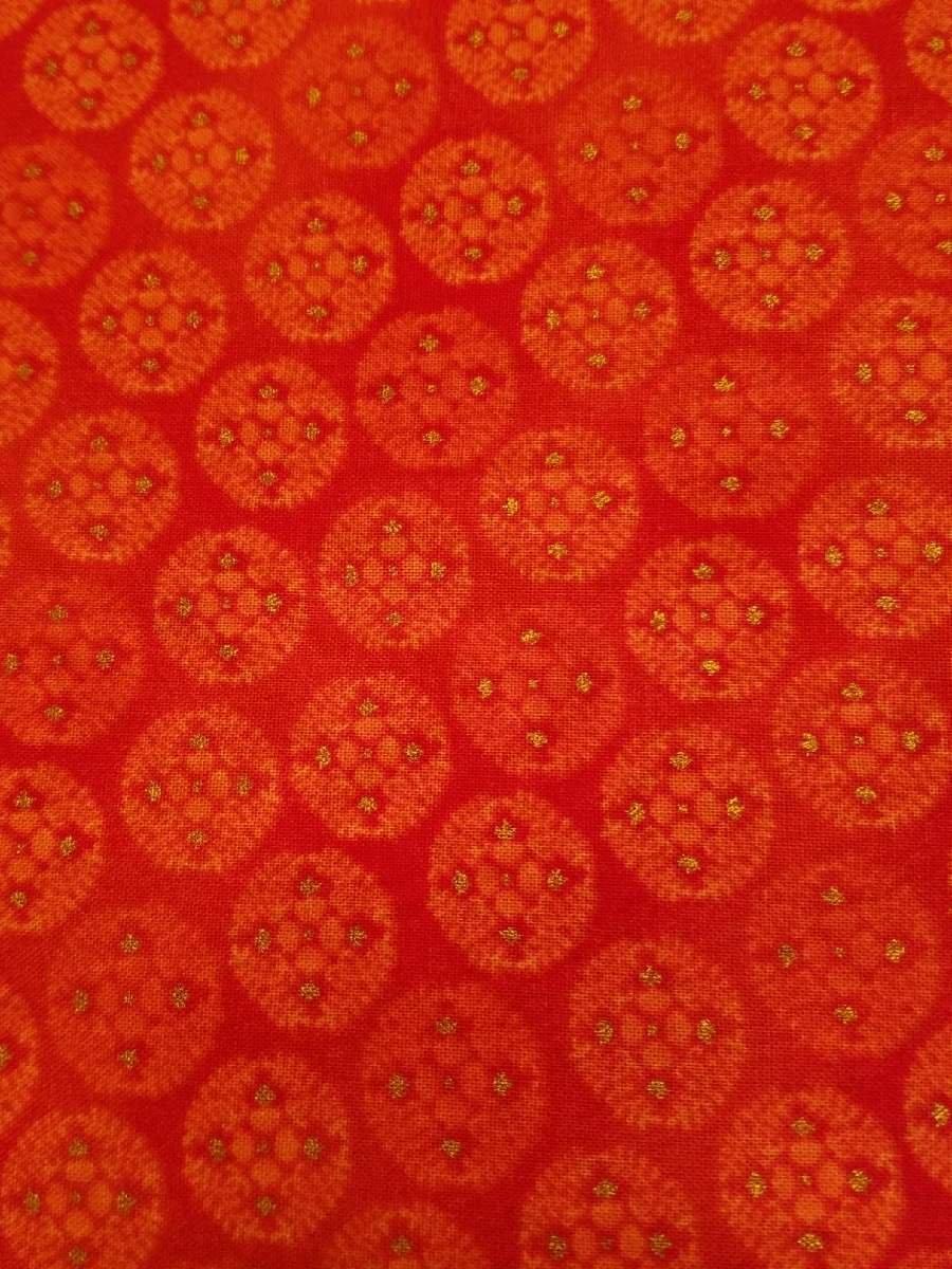 Andover Fabrics Jubilee tone on tone circles