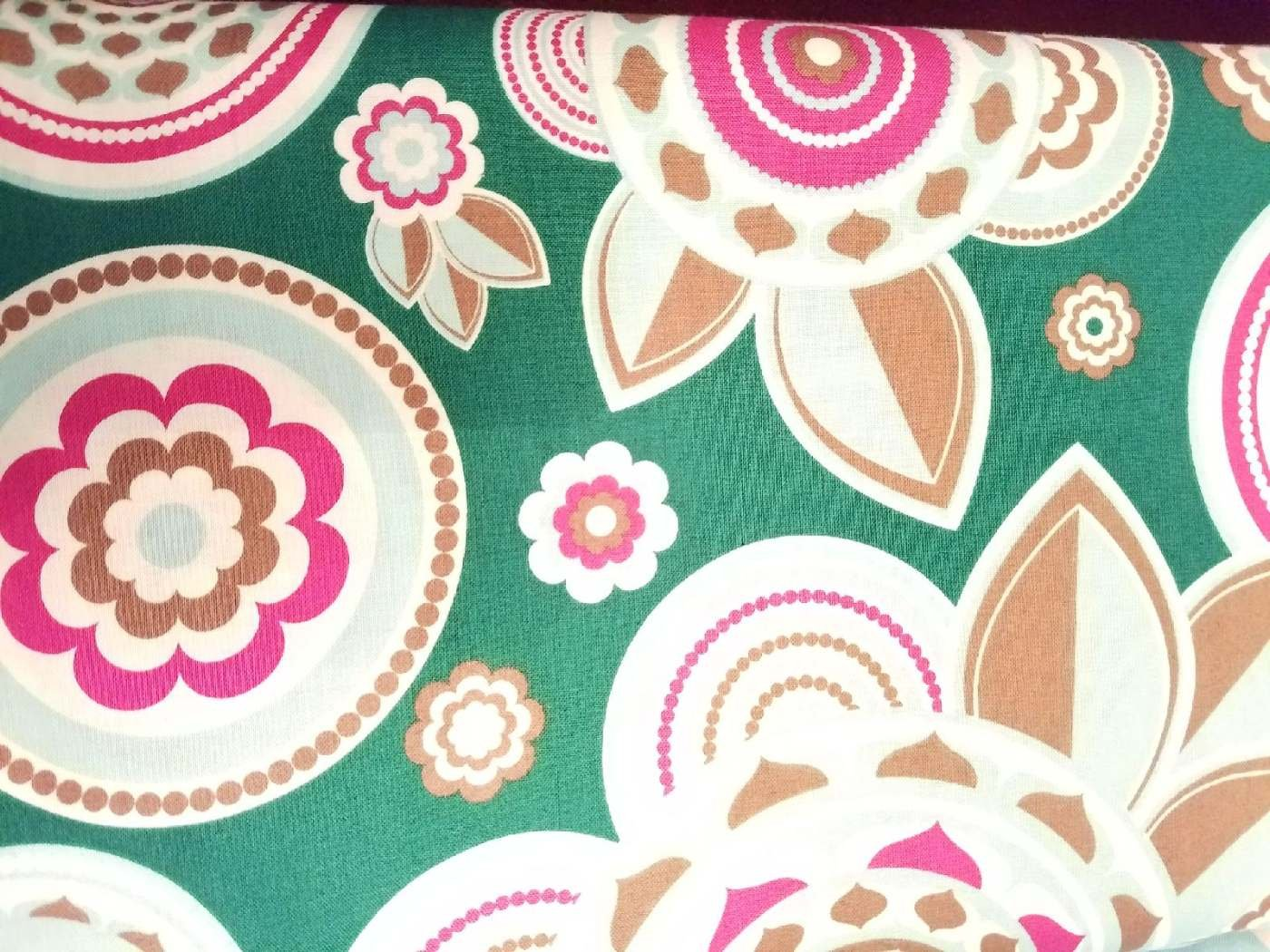 Andover Fabrics Dazzle by Melissa Averinos Modern Large Floral