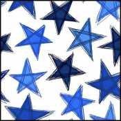 Paint Brush Studio Marblehead Valor Star Blue/White