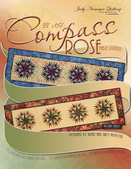 Class Kit for Compass Rose Tablerunner