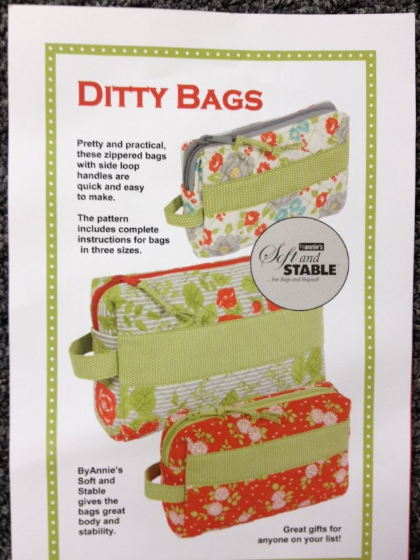 Class Kit for Ditty Bags