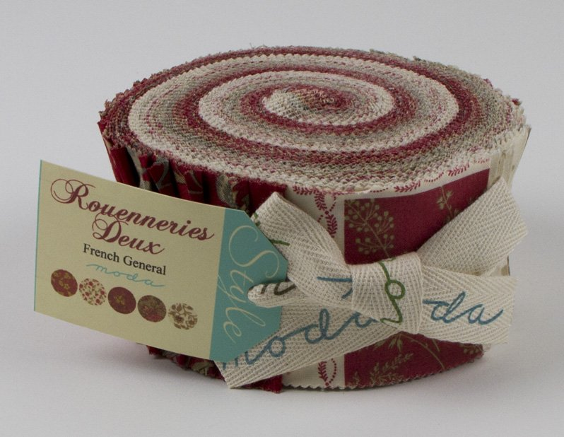 Rouenneries Deux Jelly Roll