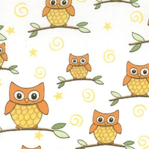 Love U White Owls  19365 11