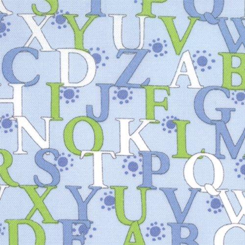 Love U Blue Letters 19367 16