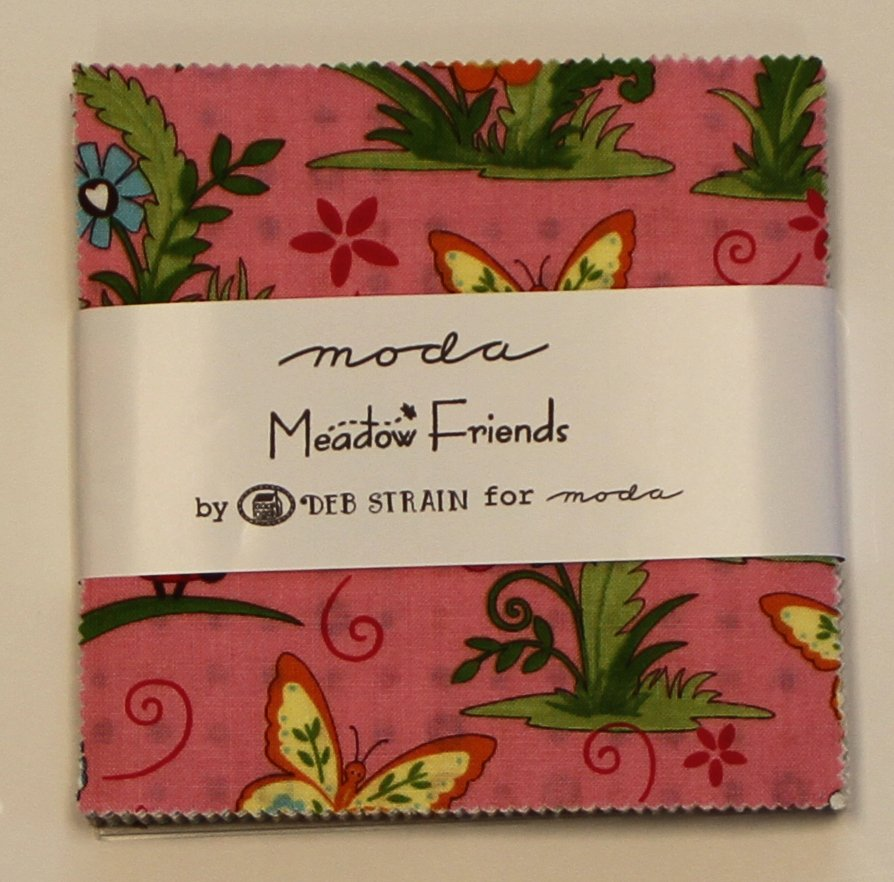 Meadow Friends Charm Pack