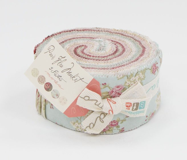 Paris Flea Market Jelly Roll