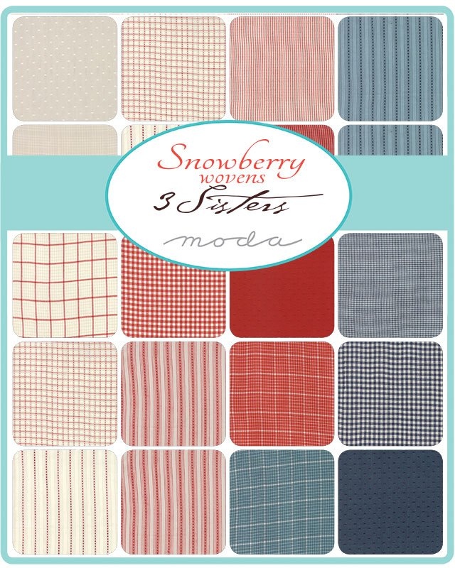 Snowberry Wovens 16 Fat Quarter Bundle
