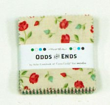 Odds and Ends Mini Charm Pack