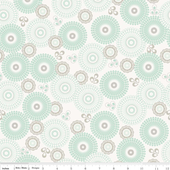 Willow Mint Large CIrcles