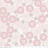 Willow Pink Large Circles