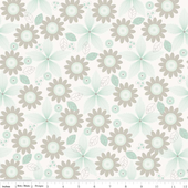 Willow Mint Green Flowers