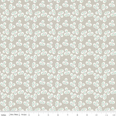 Willow Grey w/ Mint Blossoms