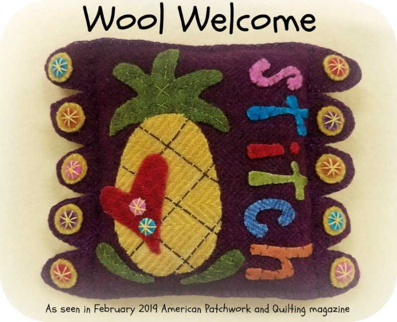 Wool Welcome