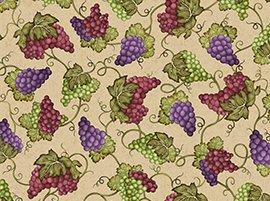 Vineyard Haven - Grapes- Multi