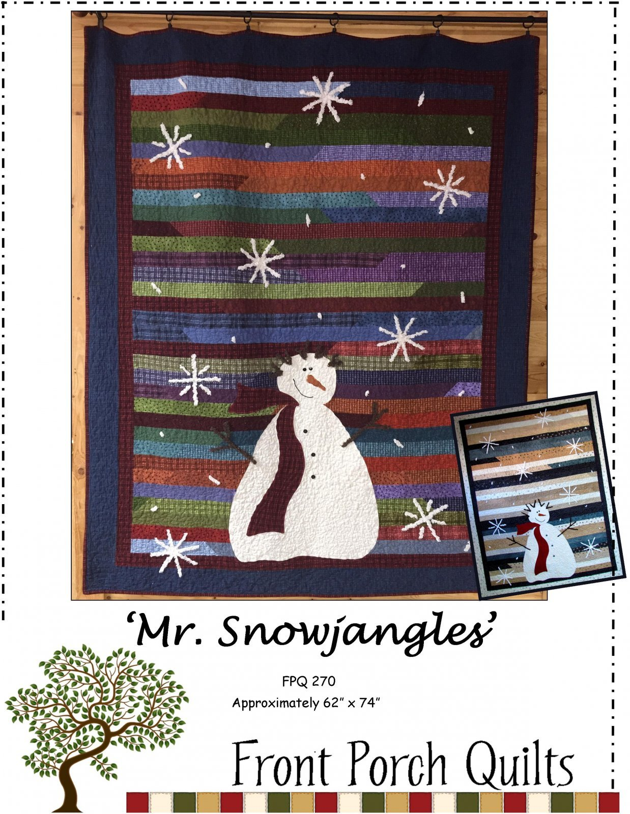 Mr. Snowjangles Pattern