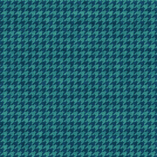 Houndstooth Basics - Blue